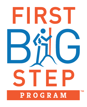 First Big Step Program Logo